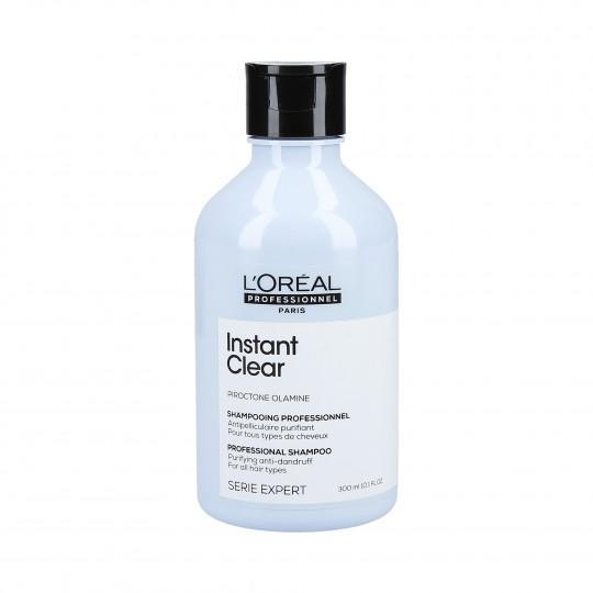 L'OREAL PROFESSIONNEL SCALP Instant Clear Shampoo anti-forfora 300ml - 1