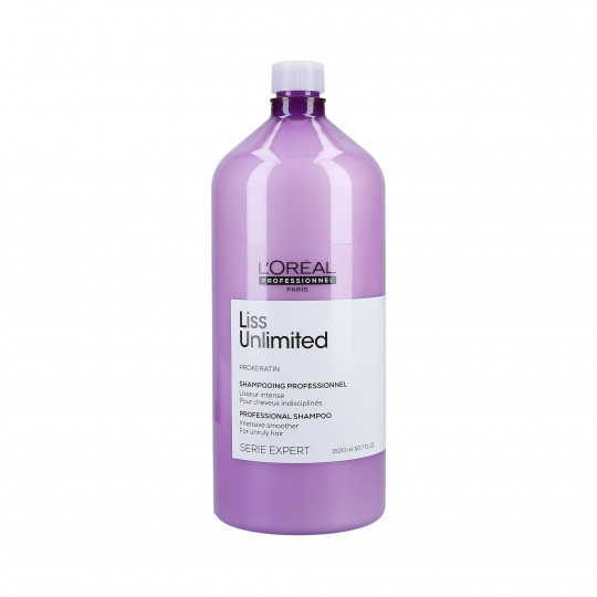 L'Oréal Professionnel Serie Expert Liss Unlimited Shampoo 1500ml - 1