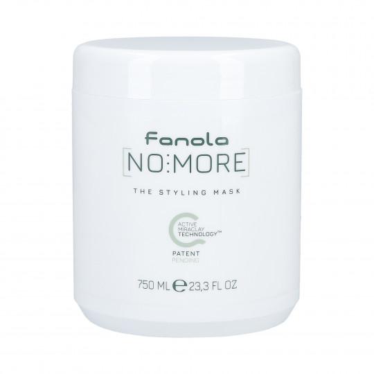 FANOLA NO MORE Maschera per capelli 750ml - 1