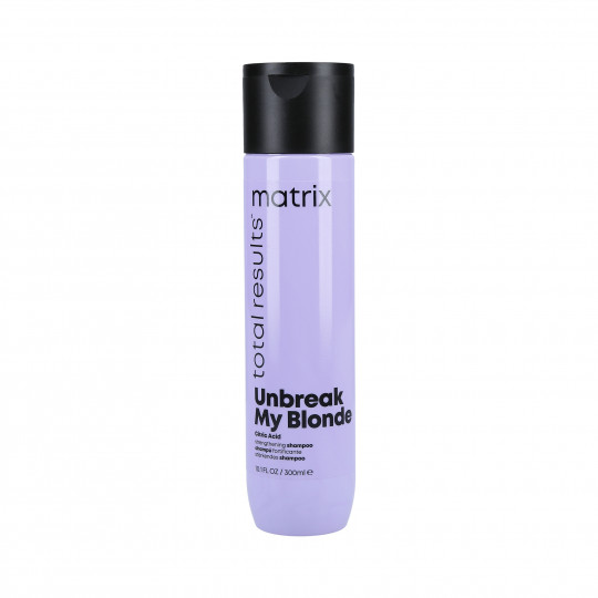 MATRIX TOTAL RESULTS Unbreak My Blonde Shampoo rinforzante 300ml - 1