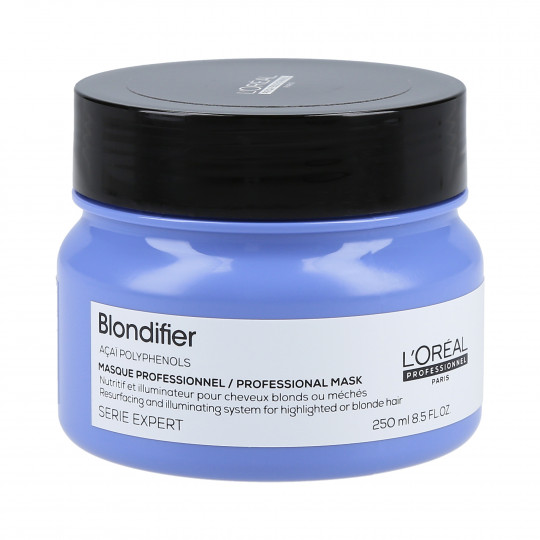L'OREAL PROFESSIONNEL BLONDIFIER Maschera per capelli biondi 250ml