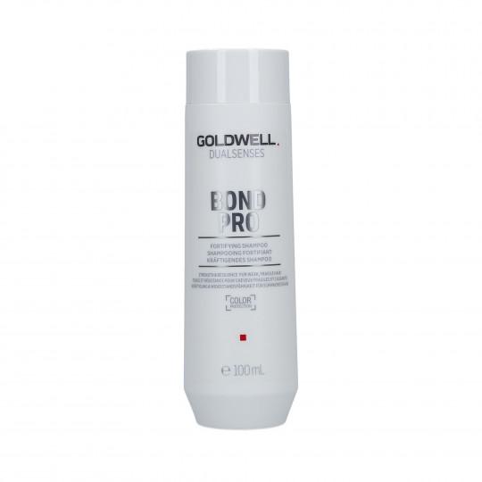 GOLDWELL DUALSENSES BOND PRO Shampoo rinforzante 100ml - 1