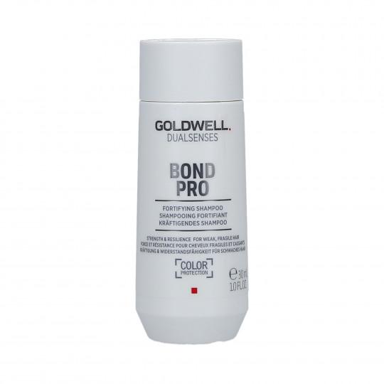 GOLDWELL DUALSENSES BOND PRO Shampoo rinforzante 30ml - 1