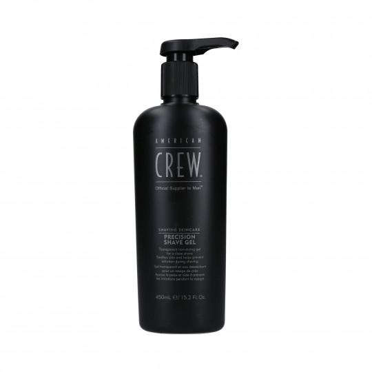 AMERICAN CREW SHAVE PRECISION Gel da barba 450ml - 1