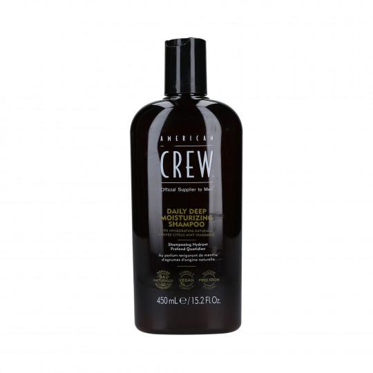 AMERICAN CREW Daily Shampoo idratante per capelli 450ml - 1