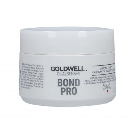 GOLDWELL DUALSENSES BOND PRO Trattamento rinforzante express 200ml - 1